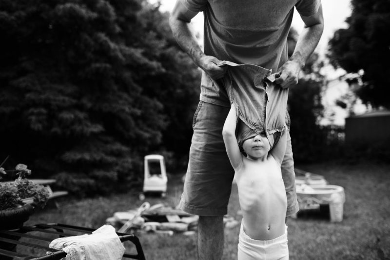 Brampton Documentary Family Photography