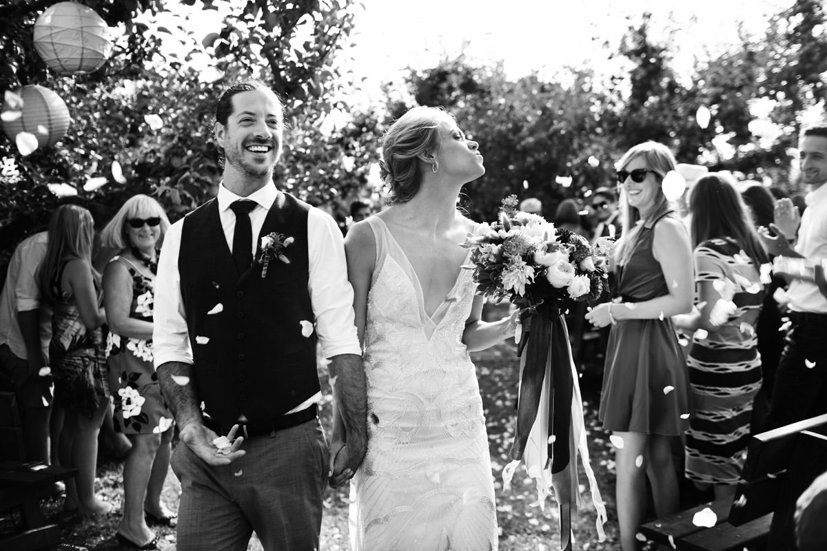 Private Residence Wedding In Kelowna With Kelly Bill